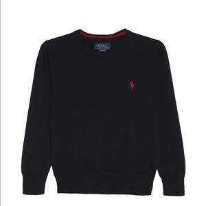 NWT Polo Ralph Lauren Men's Long Sleeve V Neck